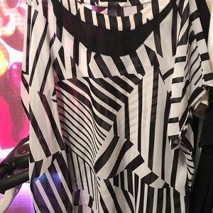 Tops - Women's Ashley Steward blouse size 18W/20W pretty